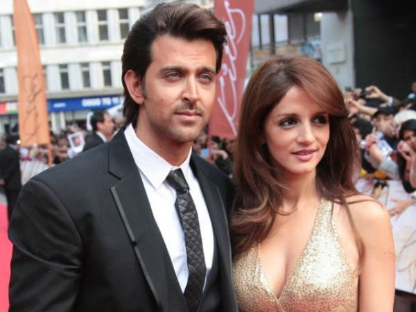 Sanjay Is All Love For Hrithik & Sussanne