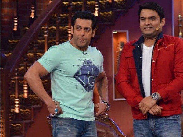 Salman To Produce Kapil's New Show!