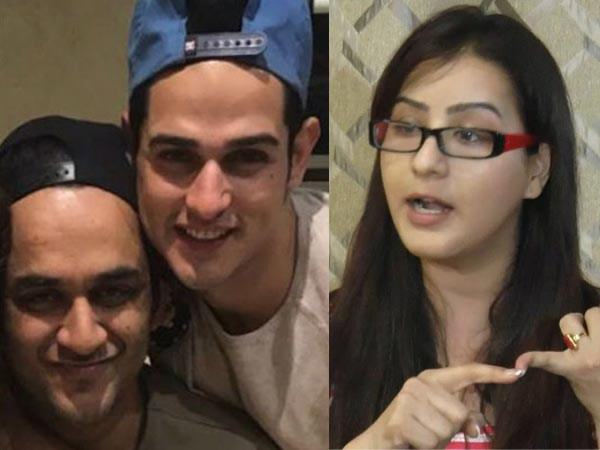 Shilpa Says Vikas Is Using Priyank To Gain TRP For His Flop Show! Fans Question Vikas' Upbringing