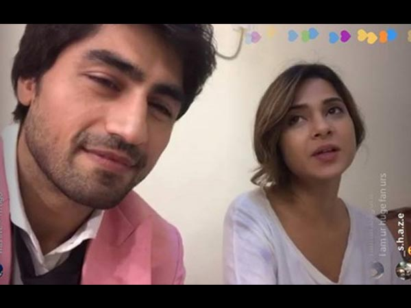 Jennifer Winget & Harshad Chopra Thank Fans For 'Bepannaah