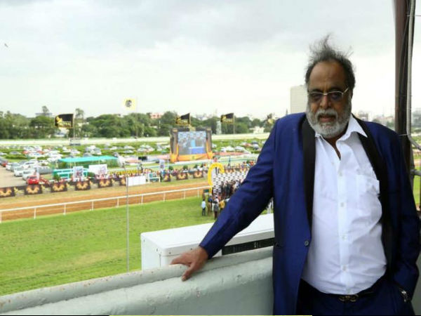 Ambareesh At His Last Kingfisher Derby In 2018