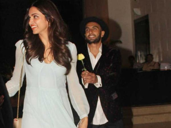 Ranveer Singh Got Down On His Knees For Deepika Padukone During The Engagement Ceremony At Lake Como