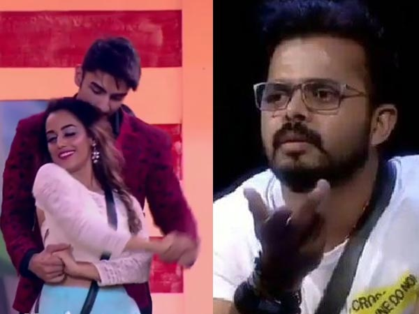 Bigg Boss 12's Sreesanth Body Shames Megha; Srishty Rode Dances Intimately With Rohit Yet Again!