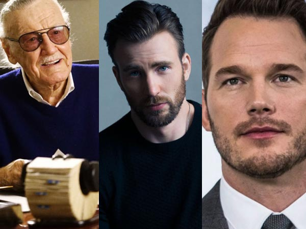 Marvel Comic Icon Stan Lee Dies At 95 Chris Evans Chris Patt More Take To Twitter To Mourn