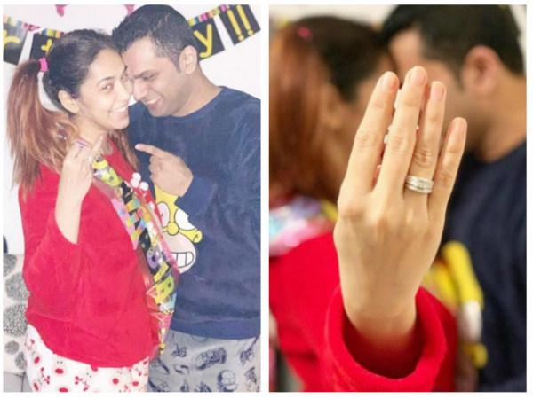 Saath Nibhana Saathiya Kinjal Firoza Khan Engaged Says Cant Wait Big Day Lovey Sasan Avika Wish