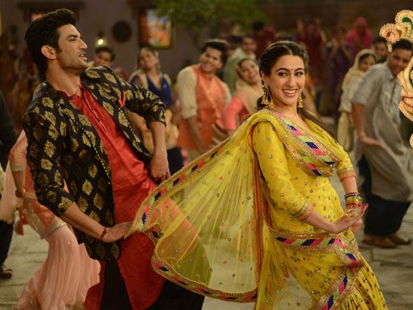 Kedarnath New Song Sushant Singh Rajput Professes His Love To His Sweetheart Sara Ali Khan