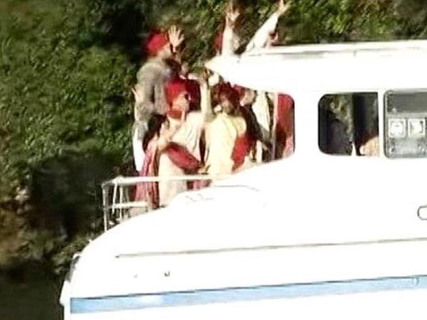 Deepika Padukone Ranveer Singh Sindhi Wedding First Picture