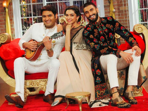 Kapil Karan Tv Celebs Congratulate Deepika Ranveer Ronit Want Them To Have A Lot Of Babies