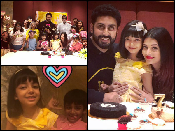 Inside Photos From Aaradhya's Birthday Party: Aishwarya Rai, Shweta Bachchan & Others Are All Smiles
