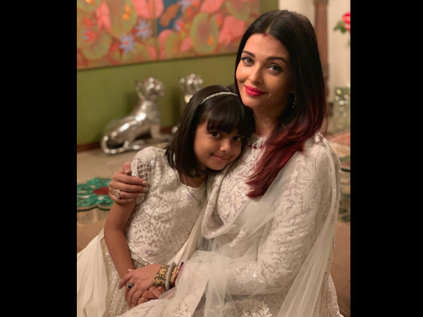 Abhishek Bachchan Thanks Aishwarya Rai Bachchan For Giving Him The Greatest Gift Ever - Aaradhya