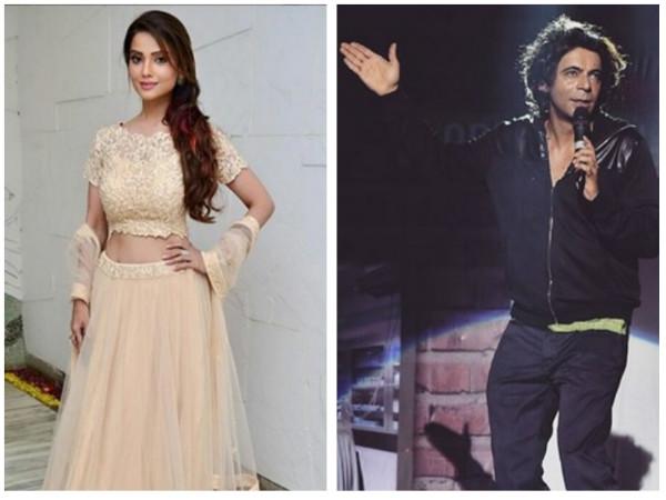 Adaa Khan In Sunil Grover's Next Show On Star Plus!