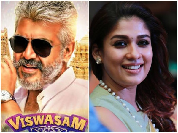 Ajith & Nayanthara To Appear As Husband And Wife In Viswasam?