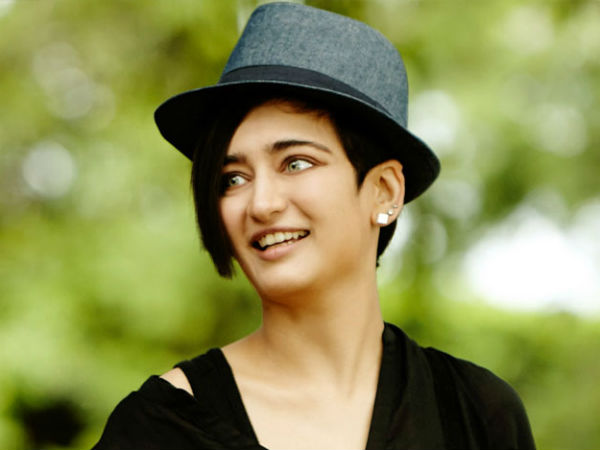 Akshara Haasan Comments On Her Leaked Photos