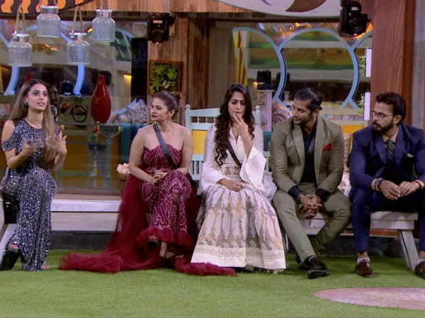 Bigg Boss 12: Dipika Angry At Romil As He Drags Her Husband's Name; Nominated Contestants Revealed!