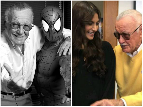 Stan Lee Passes Away: Sonam, Taapsee, Ayushmann, Arjun & Others Mourn The Superhero Creator's Death