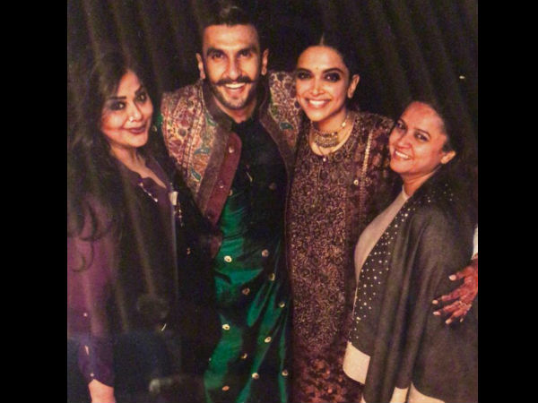 Chooda Ceremony: The NEW Picture From Deepika Padukone-Ranveer Singh's Wedding Lands On Social Media