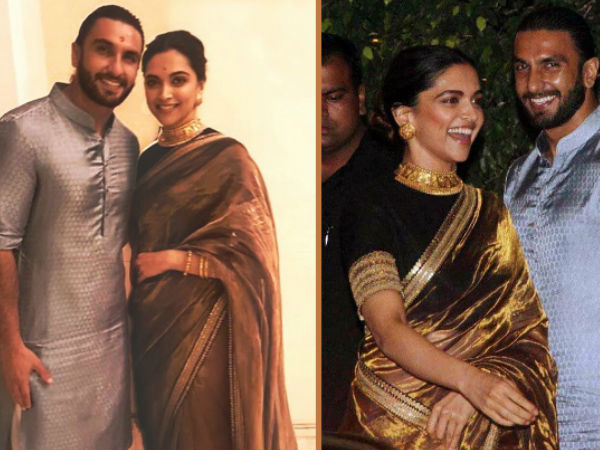 BREAKING! Deepika Padukone & Ranveer Singh Are MARRIED Now; Pictures From Lake Como Get Leaked