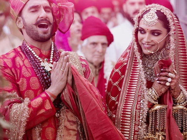 Deepika Padukone's Bridal Sari Decoded: Here's Why She ...