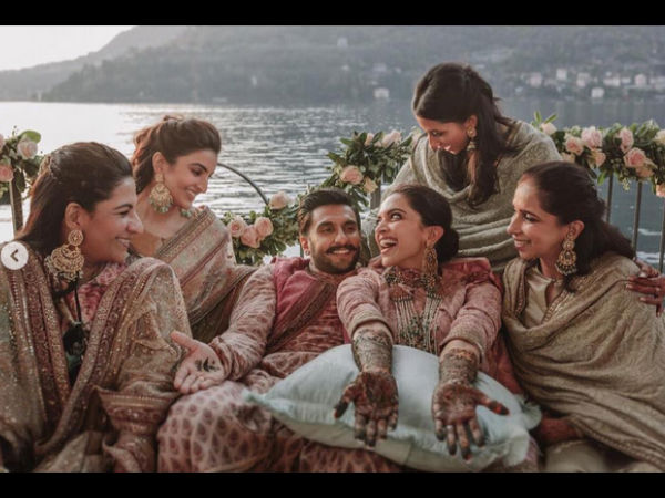 This Person To Host A Dinner Party For Newlyweds Deepika Padukone & Ranveer Singh?