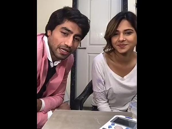 Jennifer Winget & Harshad Chopra Thank Fans For 'Bepannaah