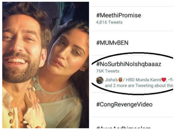 Ishqbaaz: Gul Khan Confirms Leap; Fans Upset With Surbhi's Exit News; Say #NoSurbhiNoIshqbaaaz!