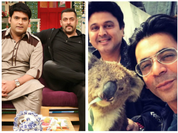 Salman Khan To Produce Kapil Sharma's Show; Sunil Grover & Ali Asgar To Appear On A Brand New Show!