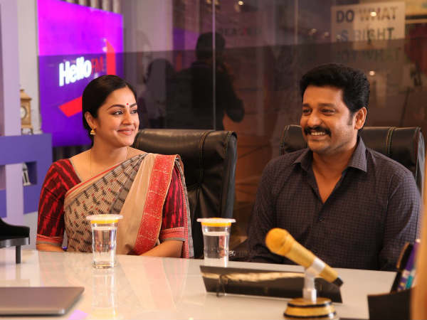 Kaatrin Mozhi Review: This Jyothika Starrer Makes For A Delightful Watch
