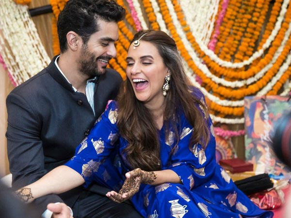 It Was Neha's Pregnancy Which Led Them To Tie The Knot