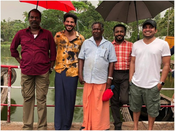 Dulquer Salmaan Shares His Excitement On Joining The New Schedule Of Oru Yamandan Premakadha!