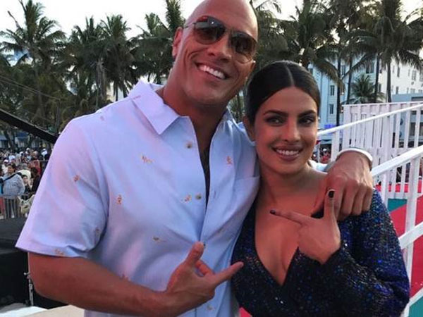 Dwayne Has Worked With Nick & PeeCee