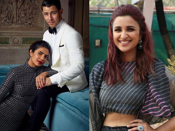 Parineeti Chopra Too Believes That Nick & Priyanka Are Made For Each Other