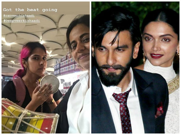 Ranveer Singh's Team Heads To Italy For The Grand Wedding At Lake Como! View Pictures
