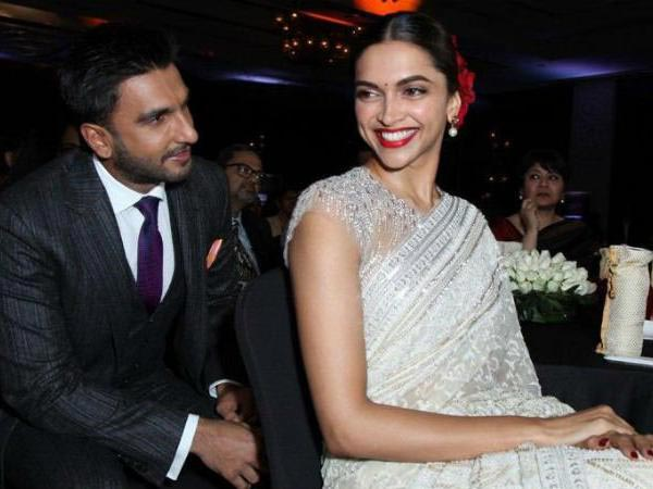 The Surprise Was Planned By Ranveer-Deepika's Family