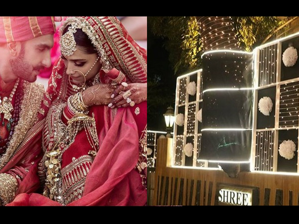 'New Bride' Deepika Padukone Will Be Surprised! Pics Of Ranveer Singh's Beautifully-Lit House Out