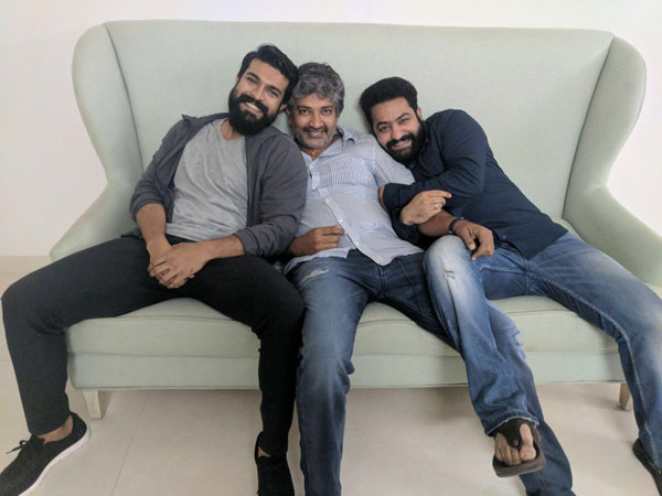 Is This The Title Of SS Rajamouli's Film With Ram Charan And Jr NTR?
