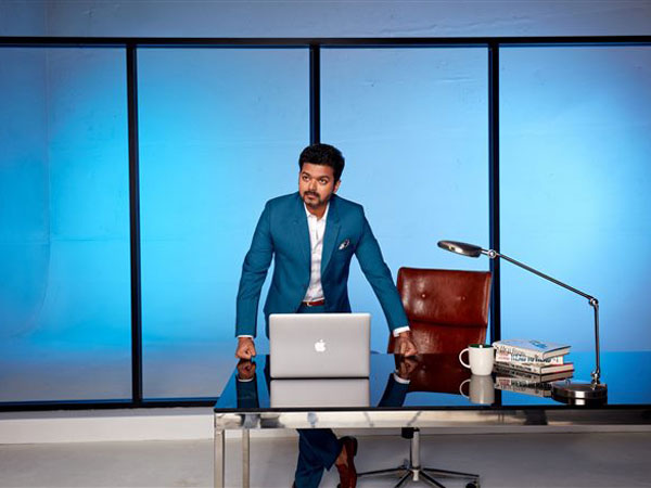 Sarkar Full Movie Leaked Online By Tamilrockers To Download On The First Day Of Release Filmibeat