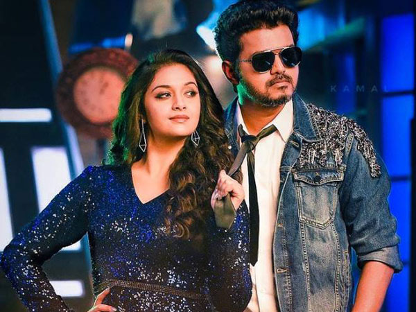 Sarkar Twitter Review Here S What Tweeple Feel About The Vijay Keerthy Suresh Starrer