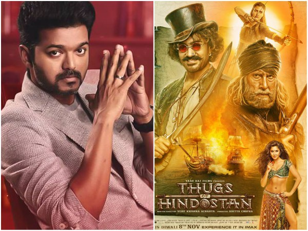 Thugs Of Hindostan Dethrones Sarkar?