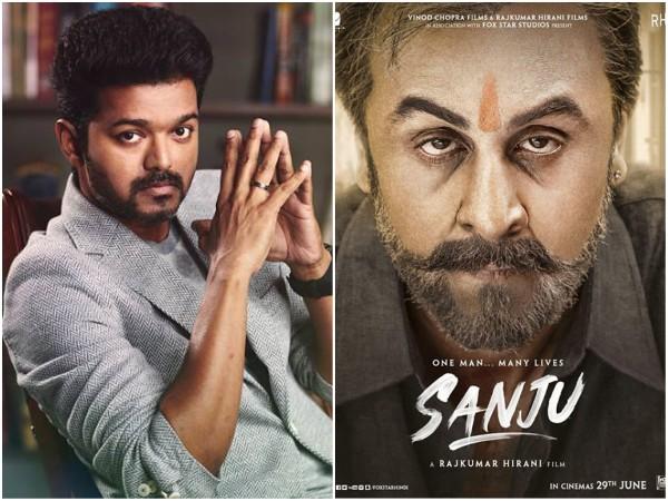 Sarkar Box Office Collection Record All India Vijay S Movie Has Overtaken Sanju