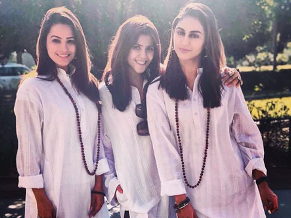 Naagin 3's Anita Hassanandani Calls Ekta Kapoor 'KUTTI'! Their Friendship Of Years At Stake?