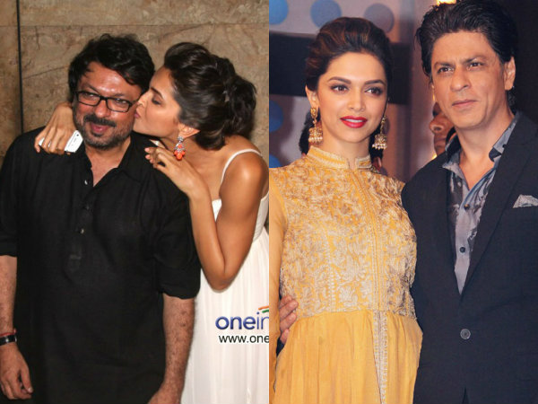 Shahrukh & Sanjay Leela Bhansali Expected To Reach Lake Como For Deepika & Ranveer's Wedding