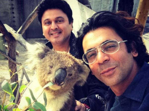 Sunil Grover To Return With A New Show; Ali & Upasana To Join Sunil!