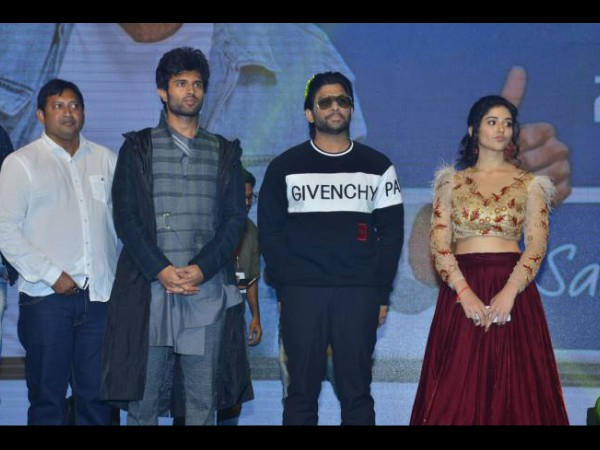 Taxiwala Pre-release Event: Allu Arjun, Vijay Deverakonda & Others Grace The Grand Evening!