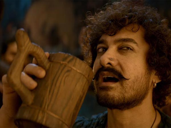 Thugs Of Hindostan Third Day (Saturday) Box Office Collection!