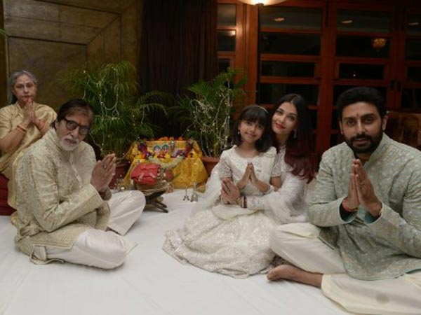 Why Bachchans Didn't Throw Diwali Bash?