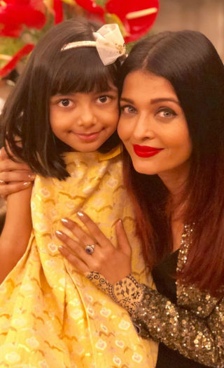 Inside Photos From Aaradhya's Birthday Party!