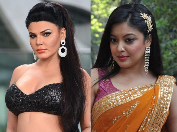 Rakhi Sawant: Tanushree Dutta Had Lesbian S*x With Me & She Has Raped Other Women Too, I Have Proof