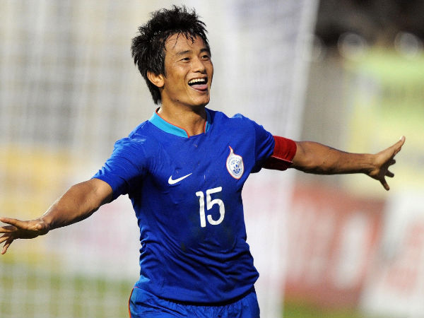 A Biopic On Bhaichung Bhutia Is On The Cards