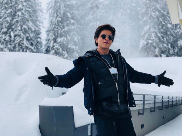 SRK Recalls His Experience With Ra.One & Jab Harry Met Sejal