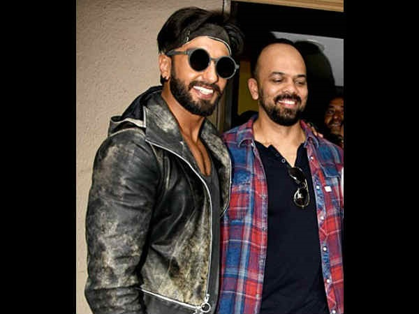 Rohit Shetty Congratulated Ranveer Singh On His Wedding!